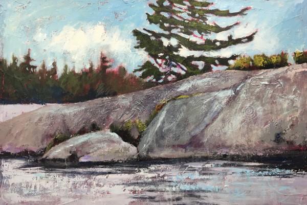 Tommy's Rock (2) by Holly Friesen