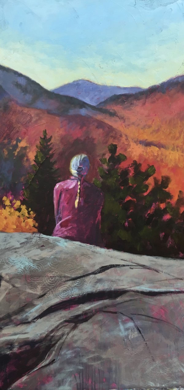 Breathing the Landscape by Holly Friesen