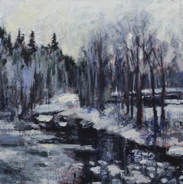 Dark Rivers by Holly Friesen