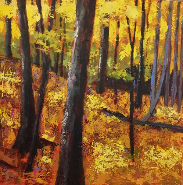 Yellow Light by Holly Friesen