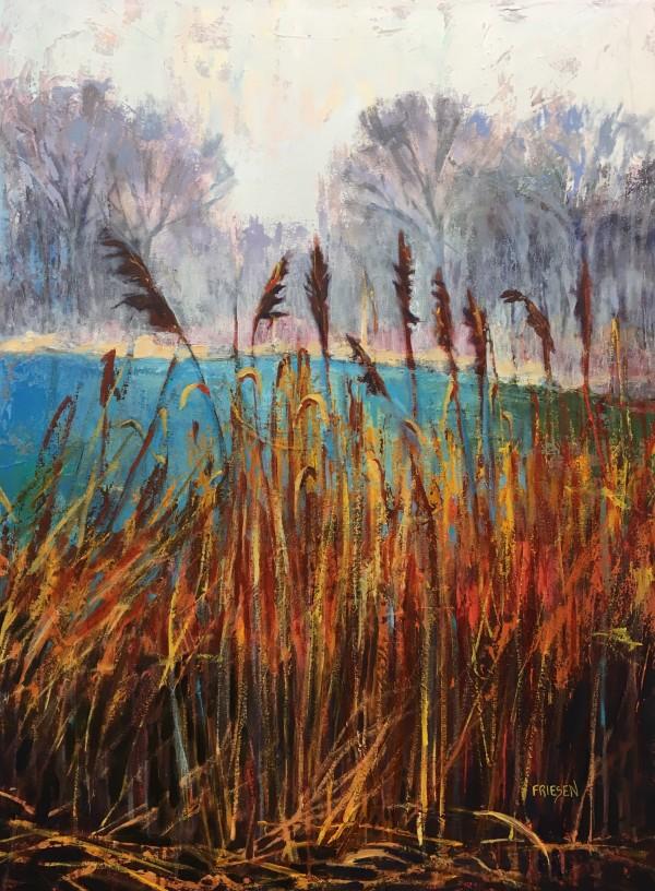 Seasonal Fugue by Holly Friesen