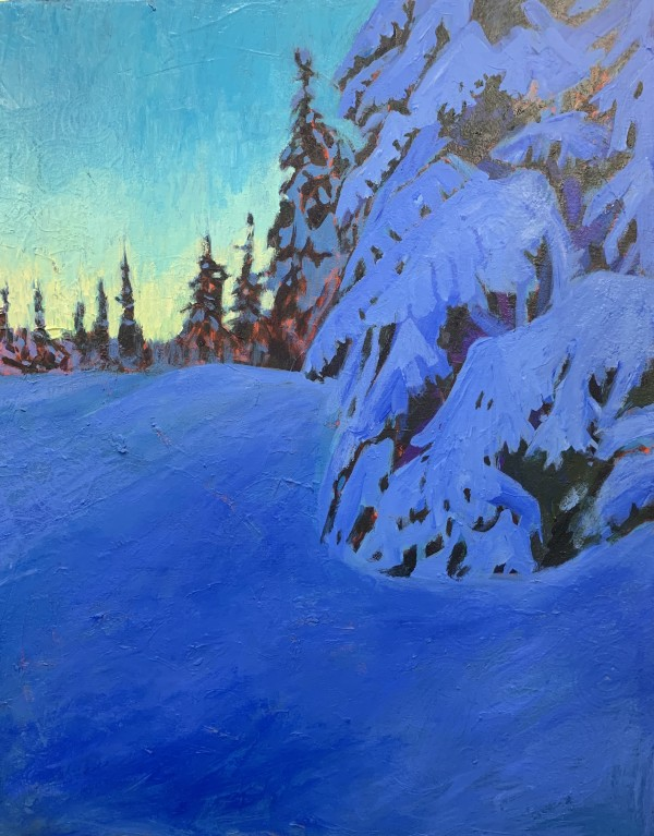 North of Blue by Holly Friesen