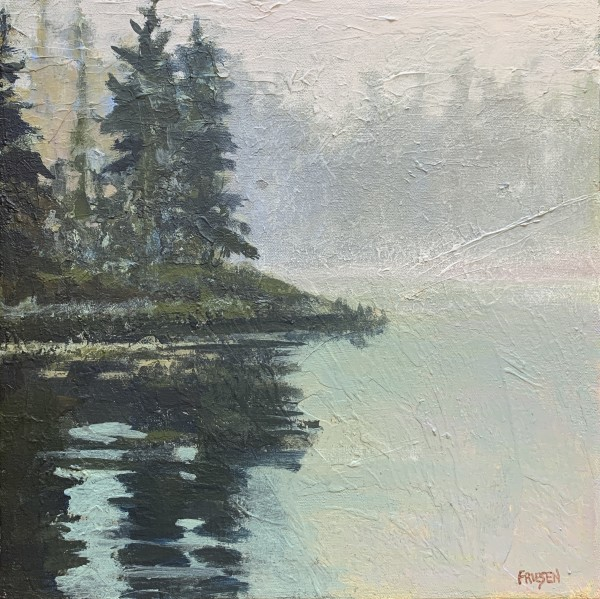 Morning Mist by Holly Friesen