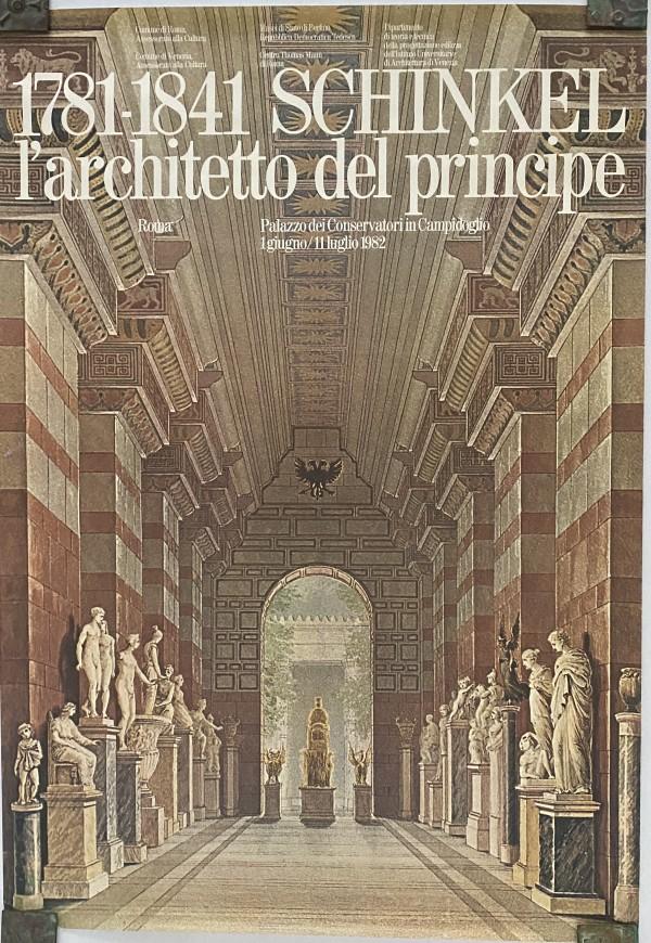 1781–1841 Schinkel l'architetto del principe