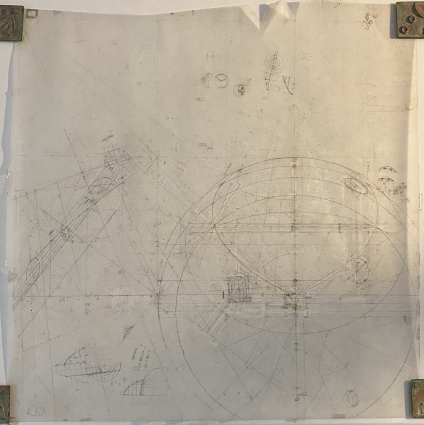 Assorted Archigram drawings by Archigram