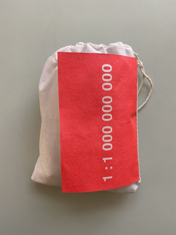 1:1000000000 by Pierre Belanger