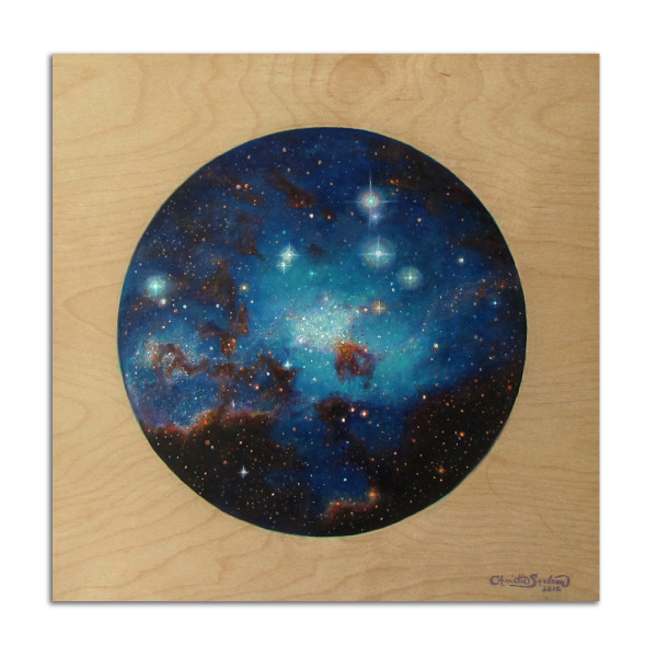 15: Star Forming Regionin the LMC by Christie Snelson