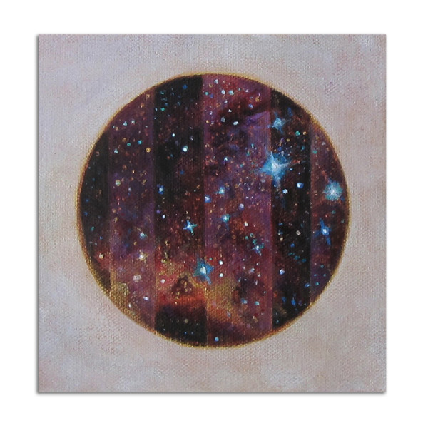 18: Large Magellanic Cloud by Christie Snelson