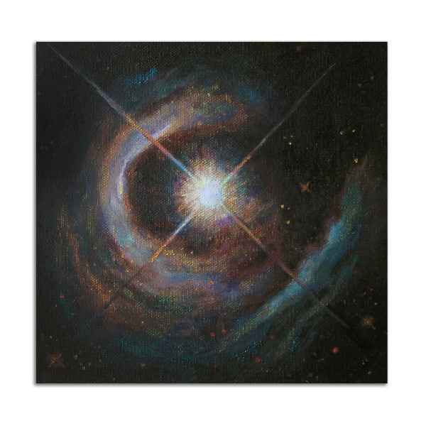 1: T Tauri, Young Stellar Object by Christie Snelson