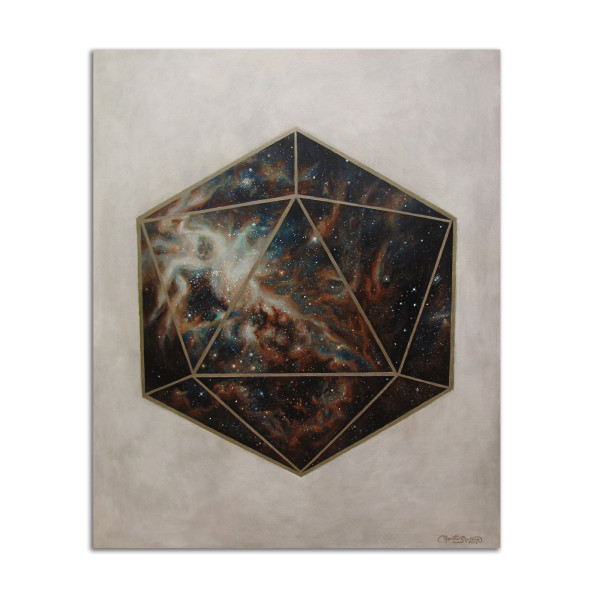 27: Tarantula Nebula by Christie Snelson