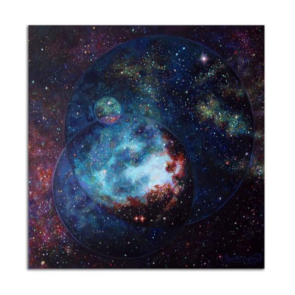 8: Carina Nebula by Christie Snelson