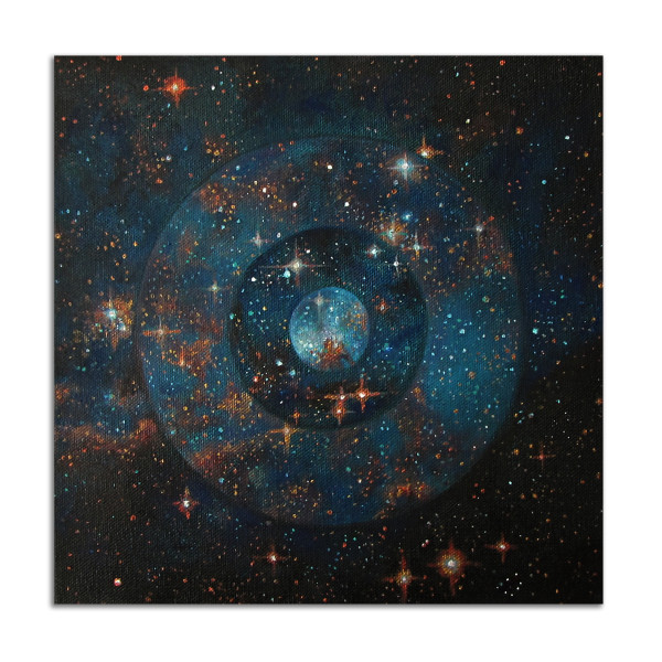 9: Star Forming Region in the LMC by Christie Snelson