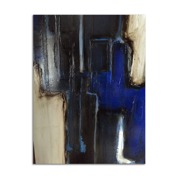 Bango (Blue) by Dustin Burgert