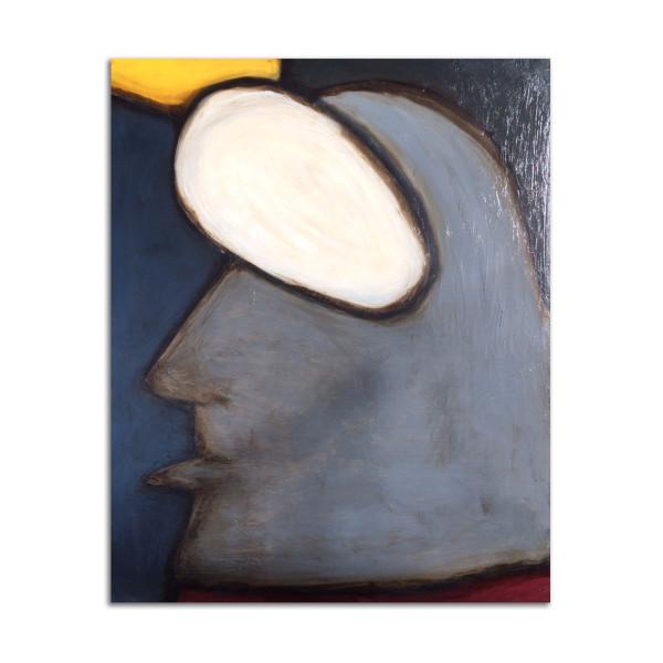 Big Head Ted by Dustin Burgert