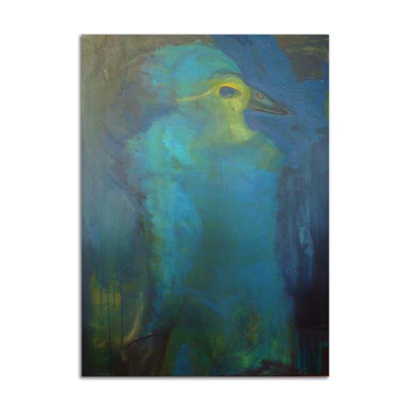 Blue Bird by Stephanie Cramer