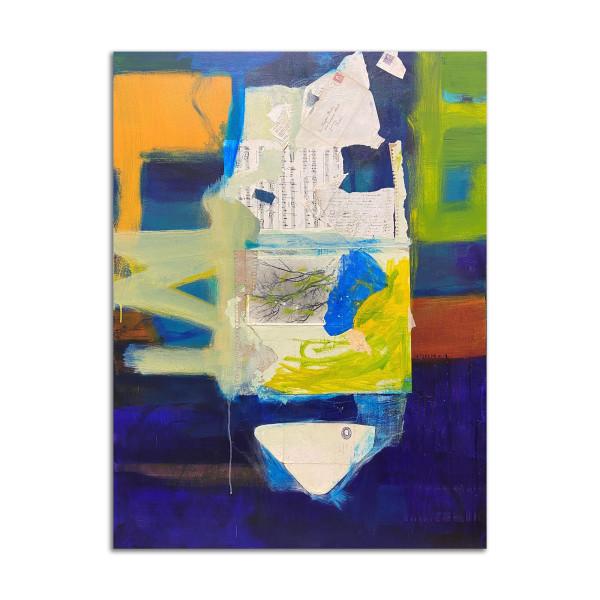 Blue Wing by Stephanie Cramer