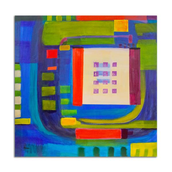 Call from Mondrian by Stephanie Cramer