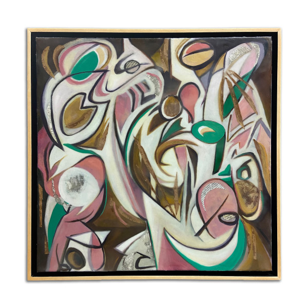 Catalyst: After Lee Krasner's Re-Echo (1957) by Christie Snelson