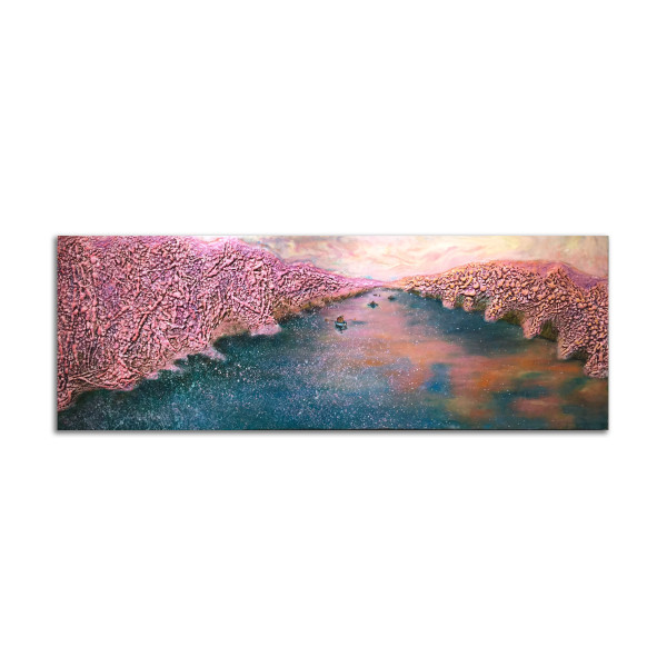 Cherry Blossom Sojourn by Kat Allie