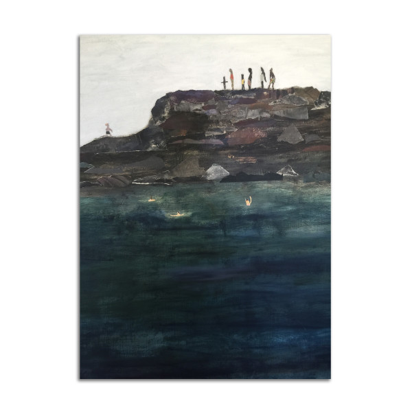 Cliff Divers by Rosie Winstead