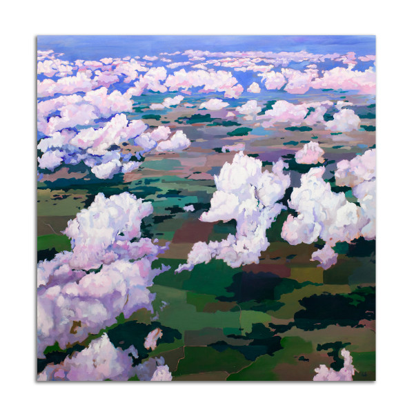 Clouds on the Horizon by Jared Gillett