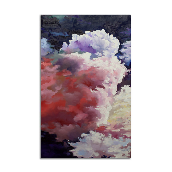 Color Cloud Study by Jared Gillett