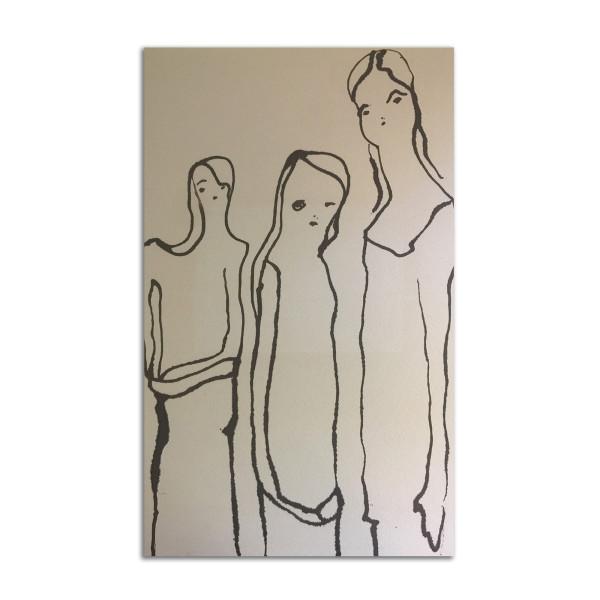Cousins by Rosie Winstead