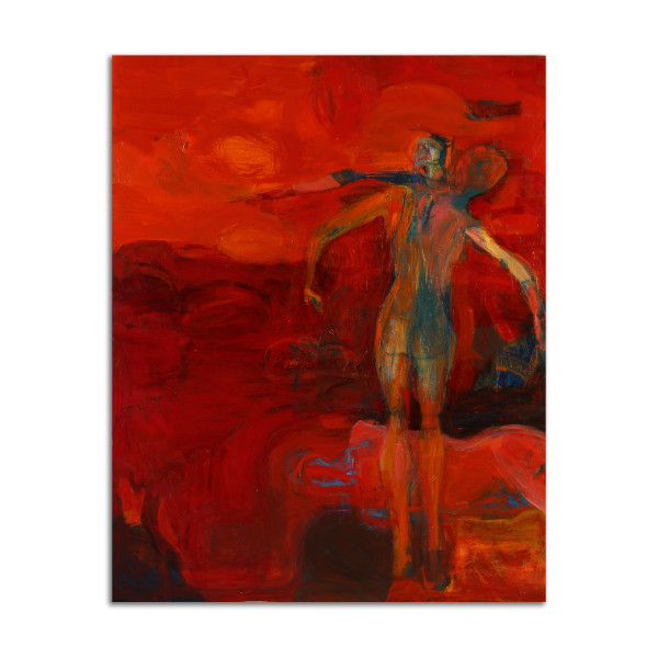 Dance for the Color Red by Stephanie Cramer