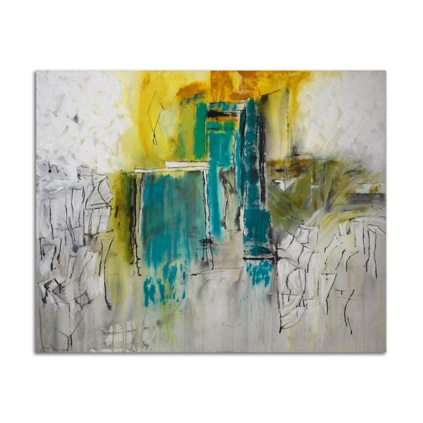 Doors II by Betty Parnell