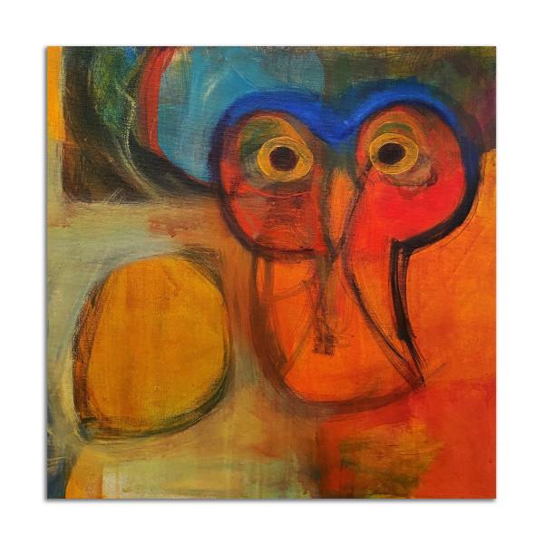 Eyes Wide Open by Stephanie Cramer