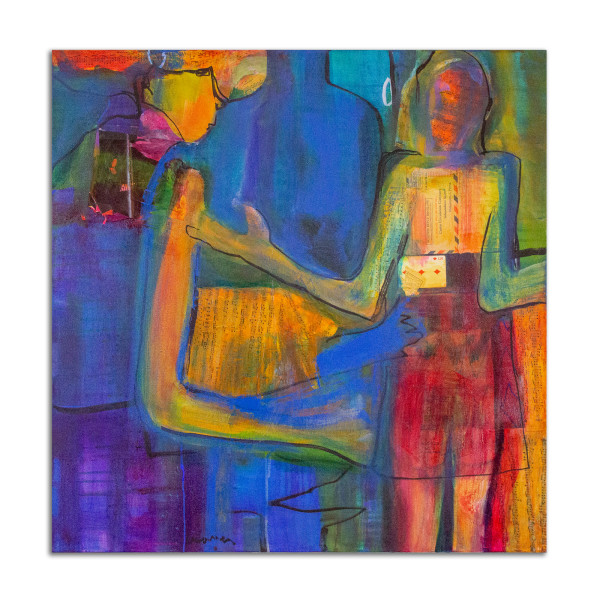 Helping Hand by Stephanie Cramer