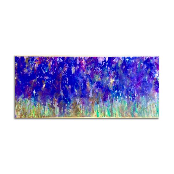 Irises by Kat Allie