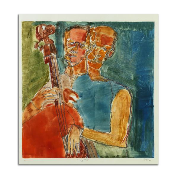 Jazz Night by Stephanie Cramer
