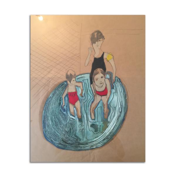 Kiddie Pool by Rosie Winstead