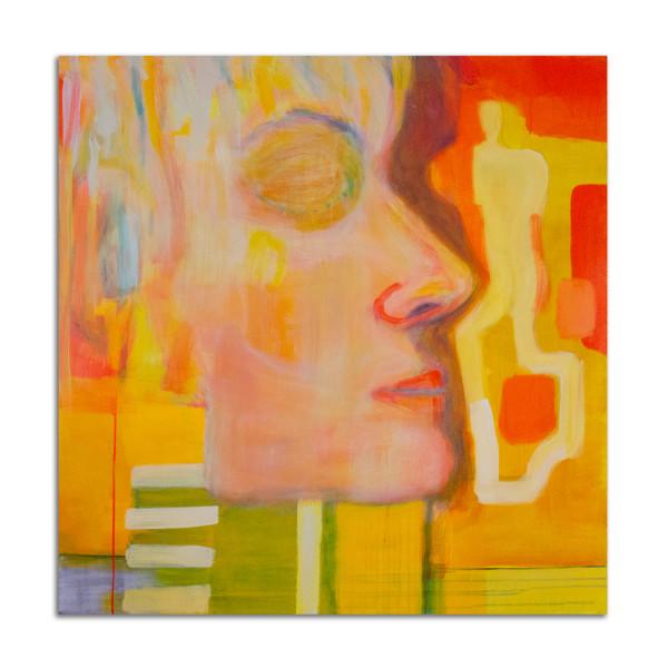 Meditation, Yellow by Stephanie Cramer