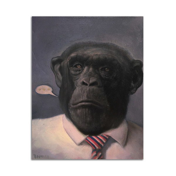 Monkey Business by Brad Noble