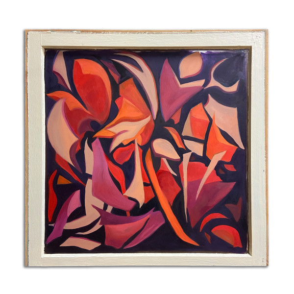 Muse: After Lee Krasner's Bird Talk (1955) by Christie Snelson