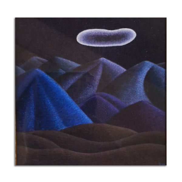 Night Mountains by Jane Troup