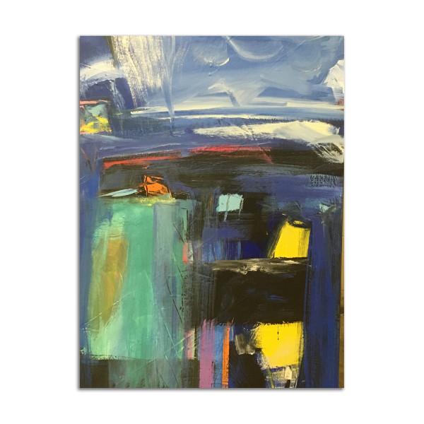 Ocean Blue by Tom Beale