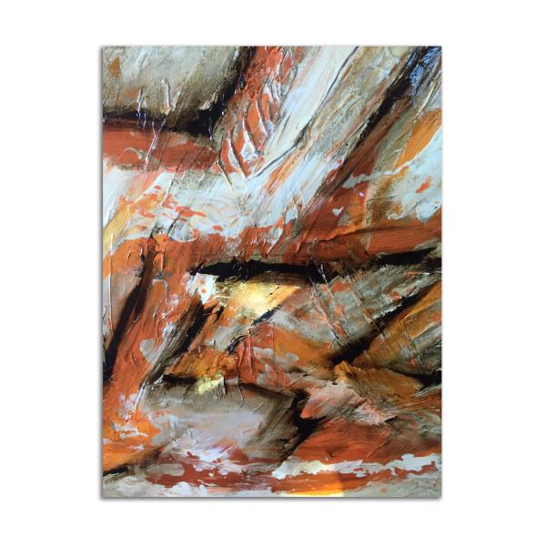 Orange Peel by Dustin Burgert