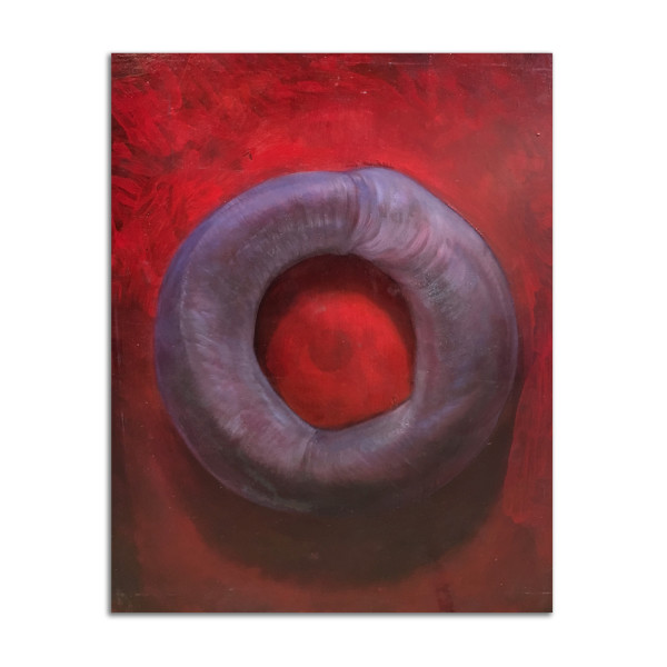 Organica Wormhole II by Brad Noble