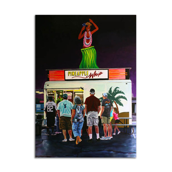 Pineapple Whip by Jared Gillett