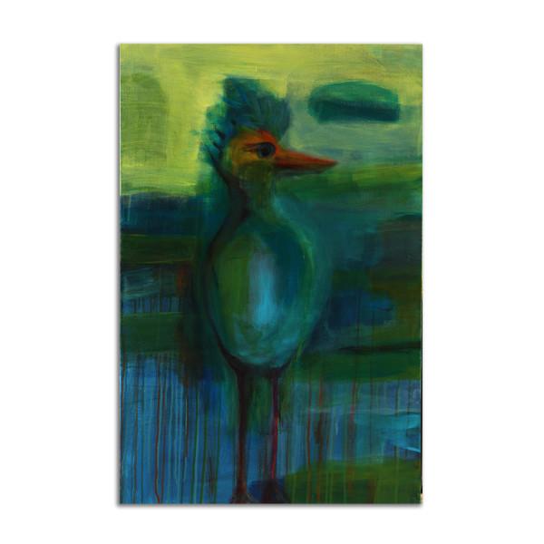 Regal Bird by Stephanie Cramer