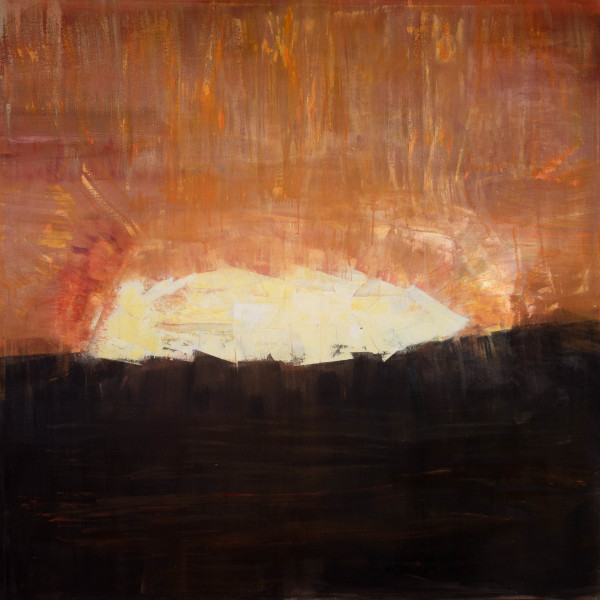 Sunset by Betty Parnell