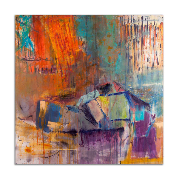 Rust & Rain by Betty Parnell