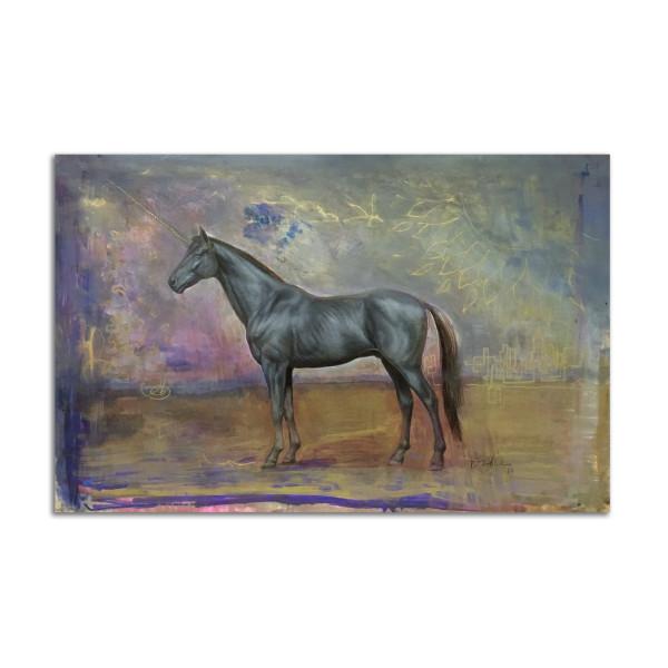 Sleek Unicorn by Brad Noble