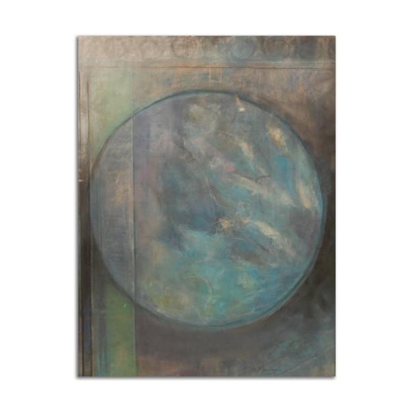 Smokey Mirror by Jane Parker