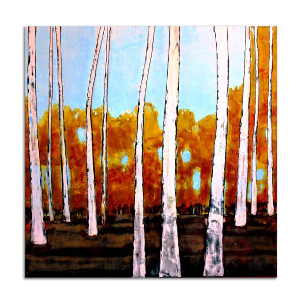 Stand Birch II by T.D. Scott