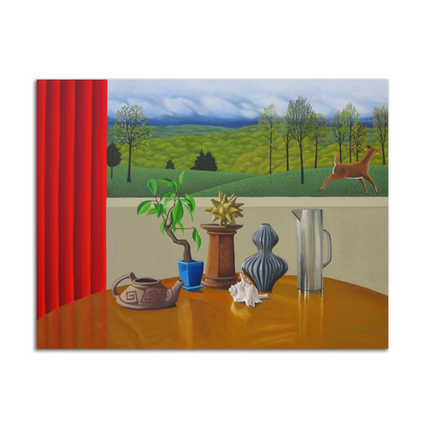 Still Life and Landscape by Jane Troup