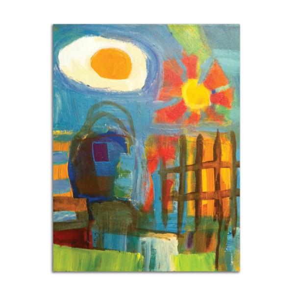 Sunny Side Up by Stephanie Cramer
